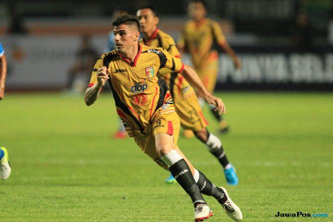 PSM Makassar, Liga 1 2018, Mitra Kukar, Fernando Rodriguez, Fernando Rodriguez Ortega