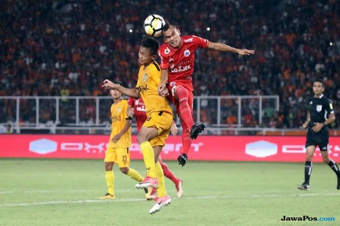 Persija Jakarta, PSIS Semarang, PSIS vs Persija, Liga 1 2018,