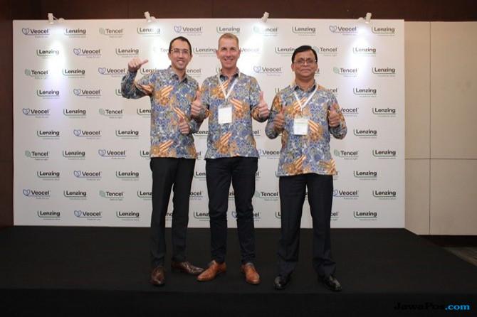 Hadirkan Tekstil Ramah Lingkungan, Lenzing Group Luncurkan Tencel™