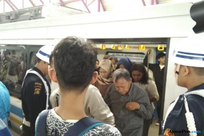 Hadirnya LRT Belum Mampu Pecah Kemacetan di Palembang