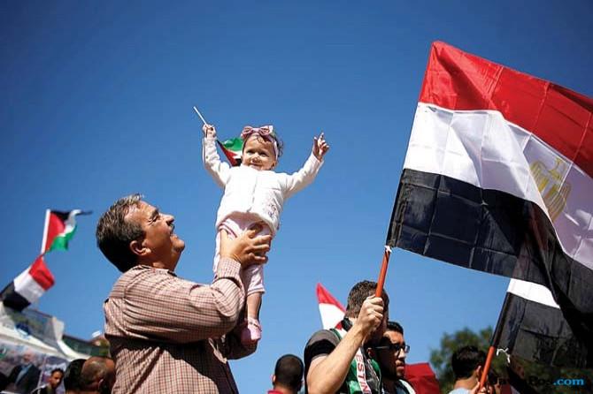 Warga Gaza, Hamas-Fatah,