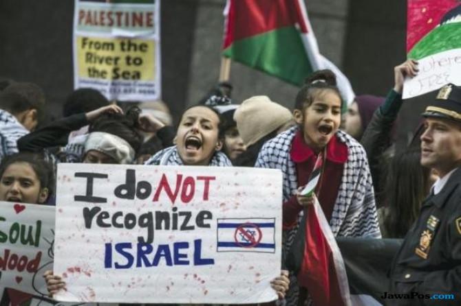 Hamas Serukan Perlawanan terhadap Israel