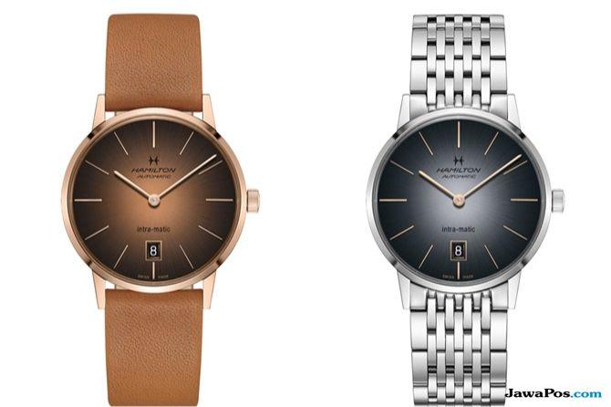 jam tangan pria, tren jam tangan, jam tangan mewah, jam tangan hamilton, koleksi hamilton terbaru,