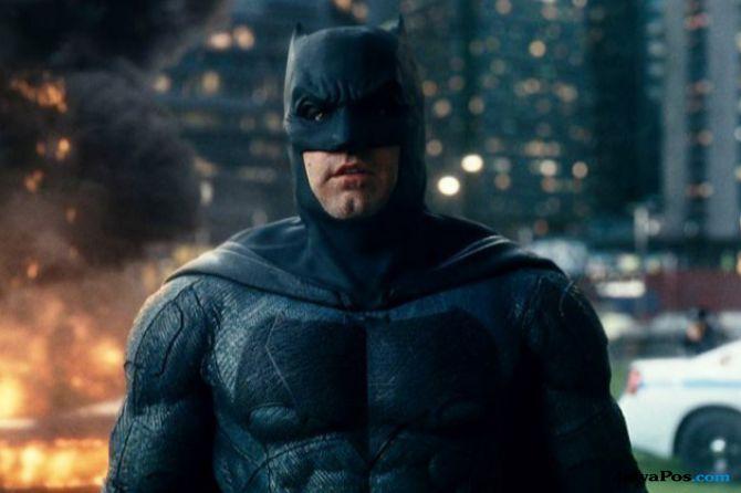 Kabar Terbaru, Film Batman Diproduksi Tahun Depan