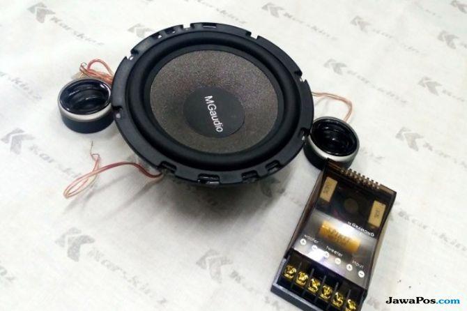 Hanya Rp 1,2 Juta, Suara Audio di Kabin Mobil Bisa Lebih Menggelegar