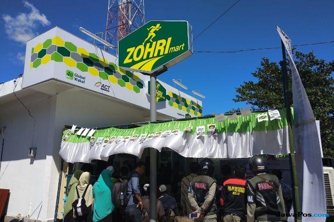 Harapan Besar dari Peluncuran Minimarket Sodaqo untuk Zohri di NTB