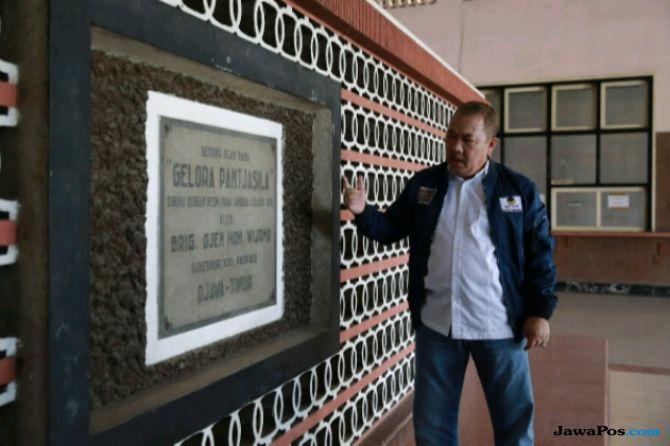 Harapan Eks Kajati Jatim ke Risma Soal Gelora Pancasila