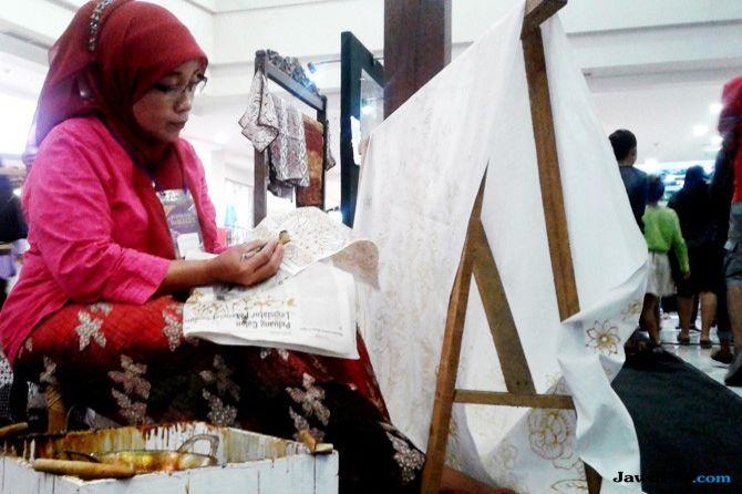 Hargai Karya Perajin, Beli Batik Tulis Jangan Ditawar!