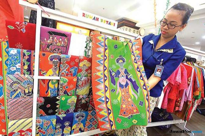 Hari Batik Nasional, Jakarta Juga Kembangkan Batik Tulis