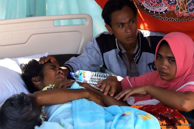 Hari - Hari Penuh Trauma Para Korban Gempa Lombok (1)