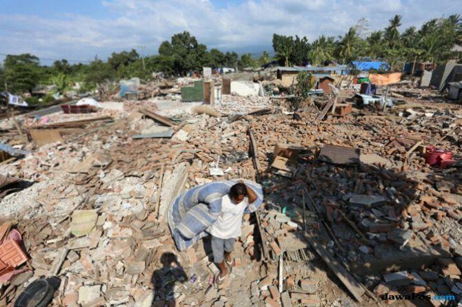 Hari - Hari Penuh Trauma Para Korban Gempa Lombok (2/Habis)