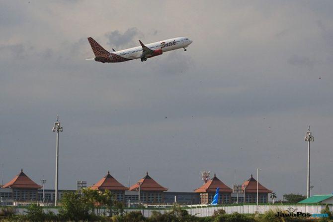 Hari Keempat IMF-WB, OTP Penerbangan di Bandara Ngurah Rai 85 Persen