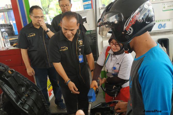 Hari Pelanggan Nasional, Pertamina Gratiskan BBM dan Beri Undian Umrah