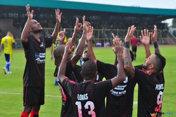 Persipura Jayapura, Liga 1 2018, Hasil Lengkap, Klasemen Sementara