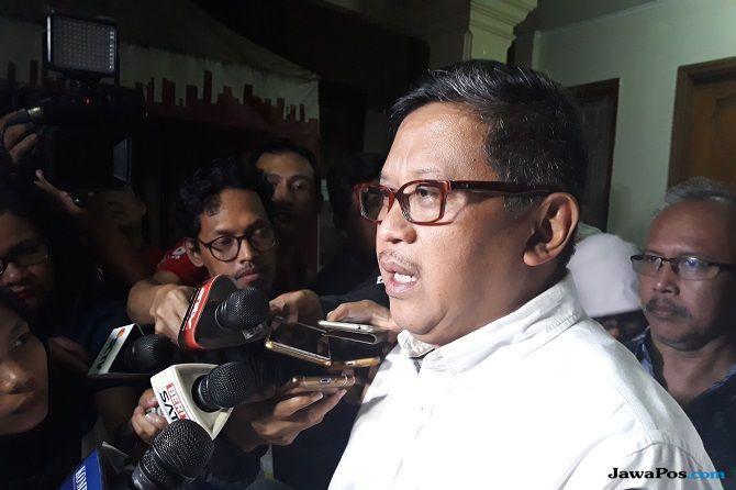 Hasto Duga Tudingan KapolriTerima SuapBagian Drama Ratna Sarumpaet