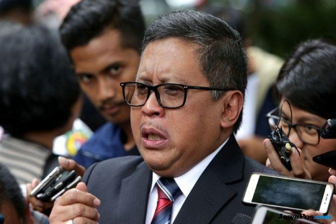 Hasto: Gerindra Gerah Jokowi Sukses Capai Divestasi Freeport