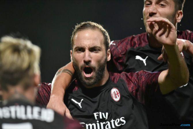 Liga Europa, AC Milan, F91 Dudelange