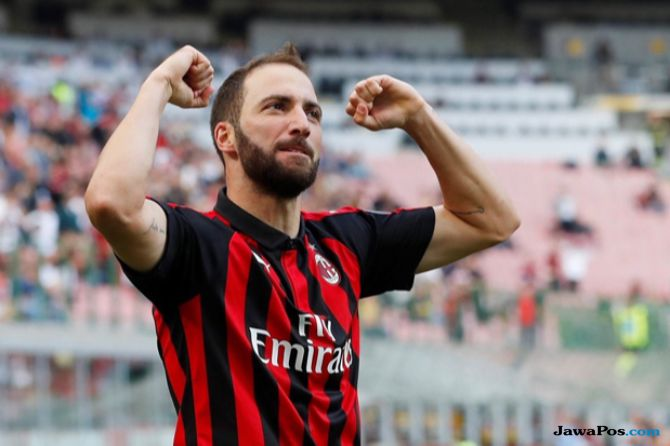 AC Milan, Juventus, Gonzalo Higuain