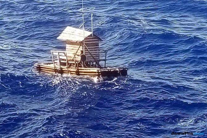 Hilang 86 Hari, Stenly Ditemukan Hidup di Perairan  Amerika Serikat