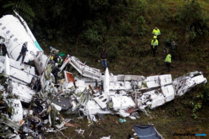Hilang Kontak Sejak Sabtu, Pesawat Dimonim Air Ditemukan Jatuh