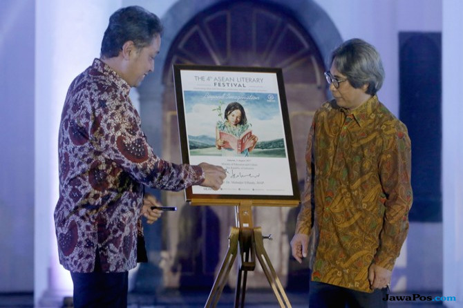 Hilmar Farid: Sastra Pintu Masuk Efektif untuk Eratkan ASEAN
