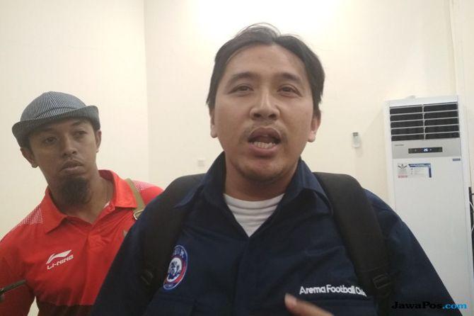 Arema FC, Persebaya Surabaya, Liga 1 2018, Sudarmadji, Stadion Kanjuruhan