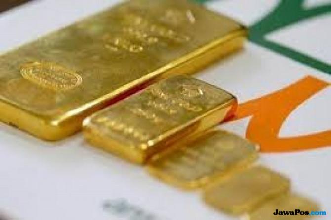 Hingga Mei 2018 Penjualan Emas Antam Capai 128 Ton Jawaposcom