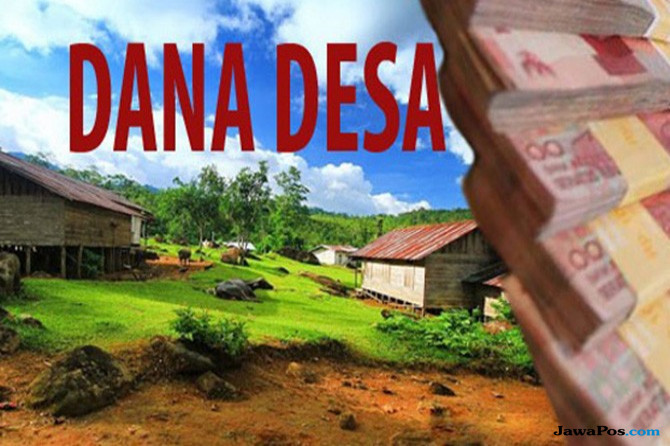 Hingga Mei, Realisasi Penyaluran Dana Desa Masih Rendah