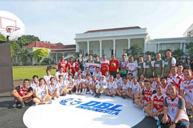 Developmental Basketball League (DBL), basket, kompetisi basket pelajar, kompetisi basket