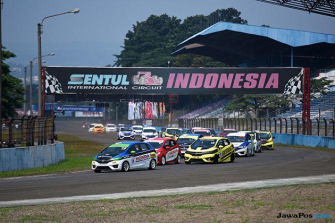 Honda Jazz Dan Brio Speed Challenge Seri 4