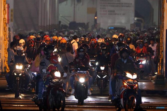 Hore, Kuota Mudik Gratis untuk Sepeda Motor Ditambah