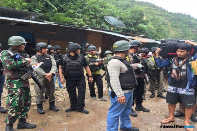 HUT RI, Kelompok Kriminal Bersenjata Kembali Berulah di Papua