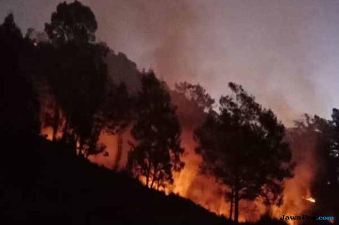 Kebakaran Gunung Panderma