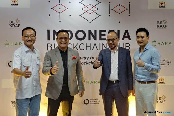 Blockchain, teknologi blockchain, IBH teknologi blockchain,