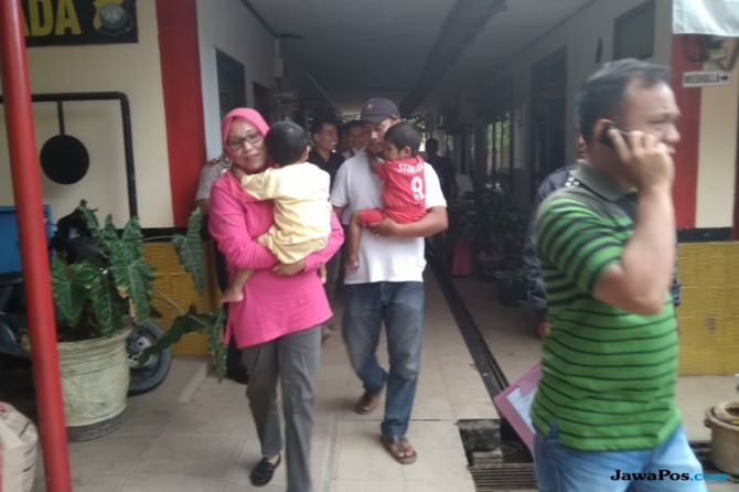 Ibu Asuh 2 Balita Terlantar di Batam adalah Kader Posyandu