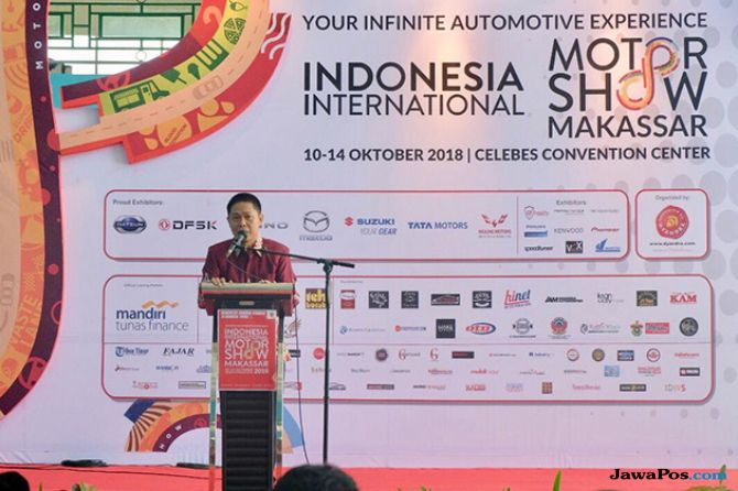 IIMS Makassar 2018: Revolusi Industri Otomotif  Indonesia Timur