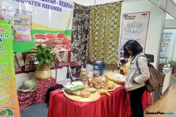Ikuti Pameran di Thailand, Produk RI Catatkan Transaksi Rp 15,93 M