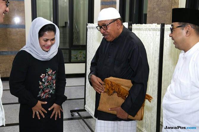 Imam Utomo Puji Cara Kampanye Puti Guntur