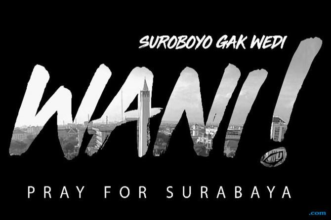 Imbas Bom Surabaya, Pengamanan Bandara SAMS Diperketat