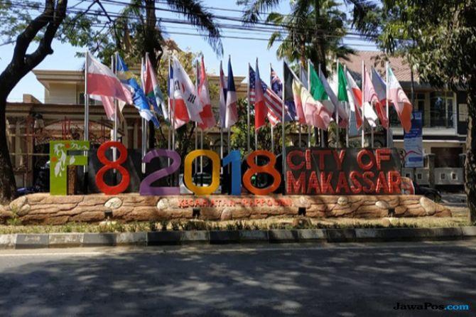 Imbas Gempa Sulteng, Tiga Negara Mundur dari Festival F8 Makassar