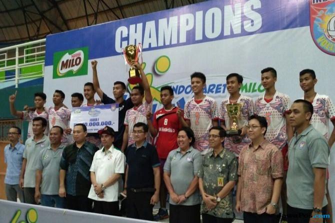 Indomaret Volleyball Tournament 2017,
