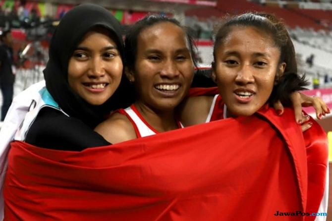 Asian Para Games 2018, INAPGOC, Kemenpora, Indonesia, atletik, Putri Aulia
