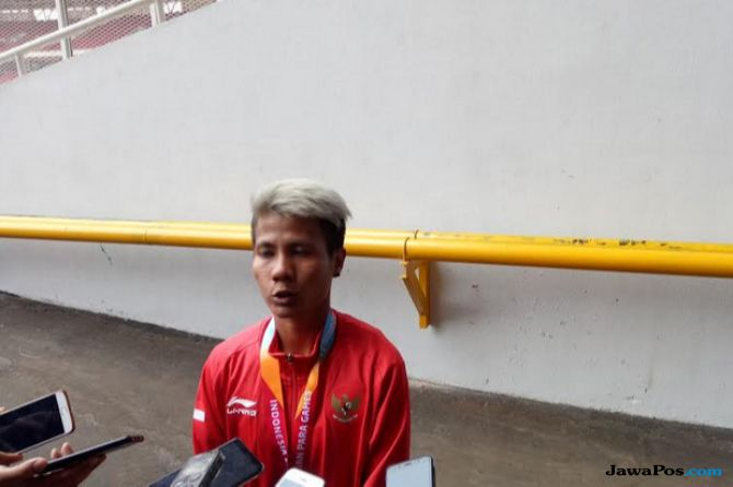 Asian Para Games 2018, Atletik, Medali emas, Rica oktavia