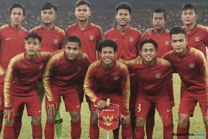 Piala Asia U-16, Timnas U-16 Indonesia