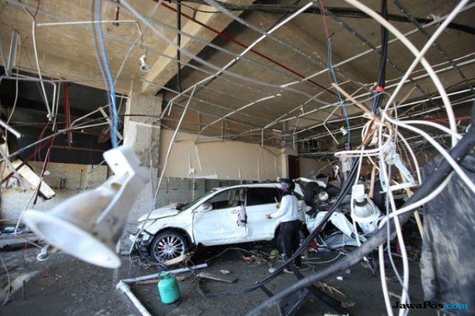 Ingin Klaim Asuransi Kendaraan Rusak Saat Gempa Bumi? Perhatikan Ini