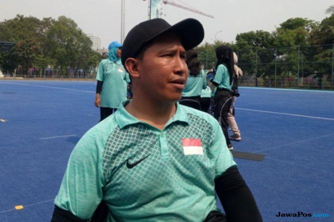 Asian Para Games 2018, lawn bowl, Indonesia, I Wayan Damai