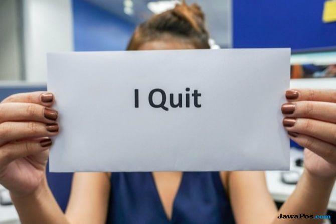 Ini Alasan Milenial Gampang Resign Saat Konflik di Kantor