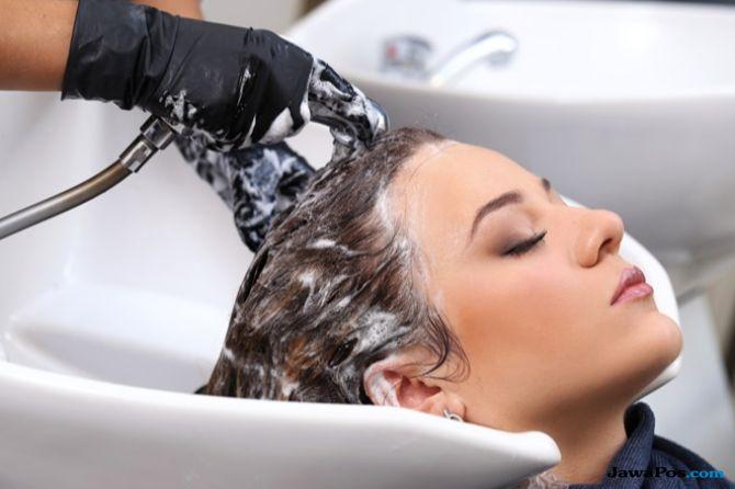 tips perawatan rambut, perawatan rambut berhijab,