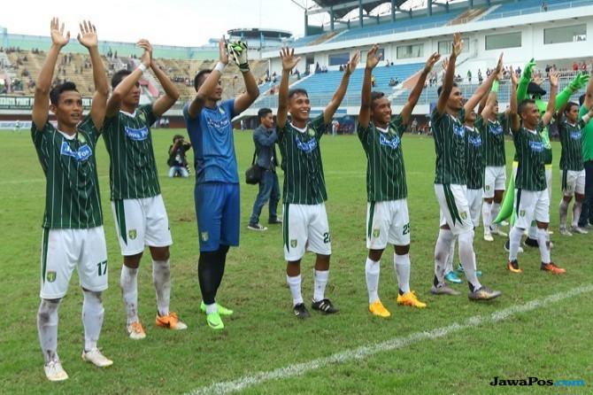 Persebaya Surabaya, Jersey Liga 1 2018, Liga 1 2018,