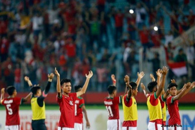 Timnas U-16 Indonesia, Timnas U-16 Malaysia, Piala AFF U-16 2018,
